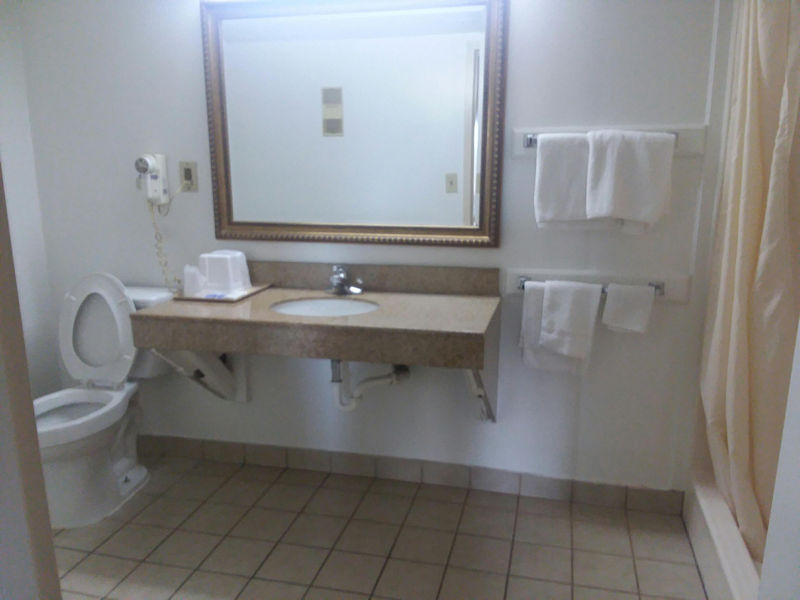 Handicap Rooms at University Inn